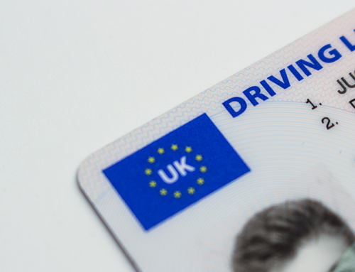 Driving licence British nationals